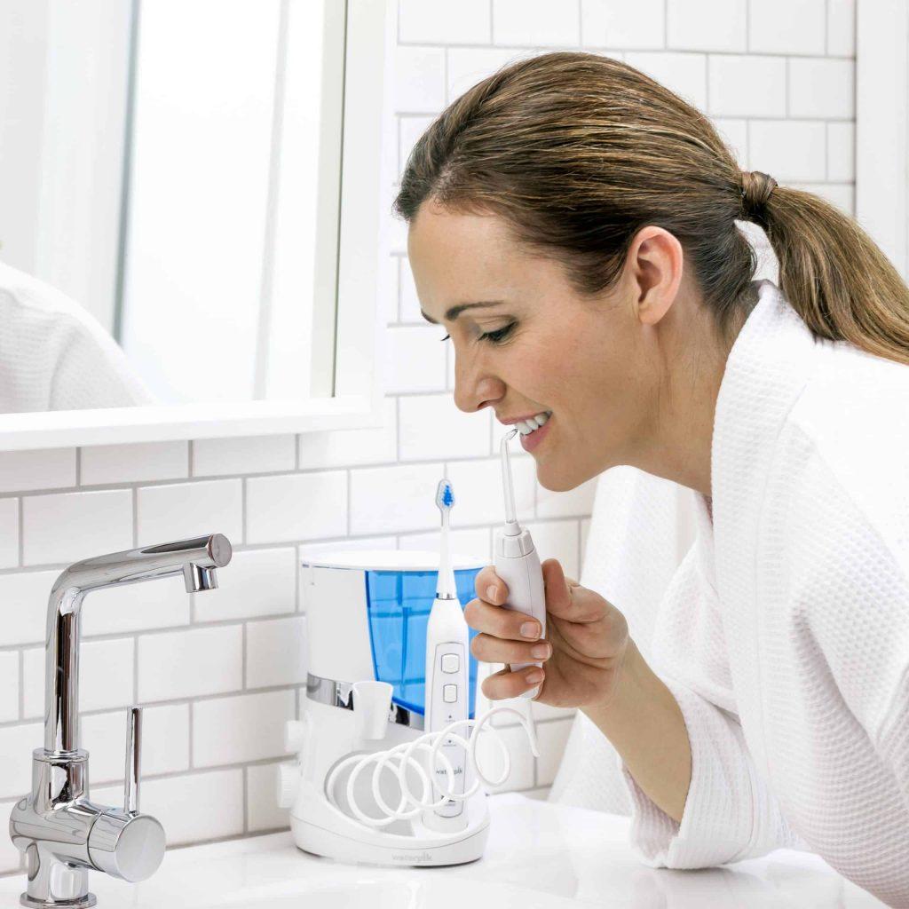 Išlaikykite dantų baltumą